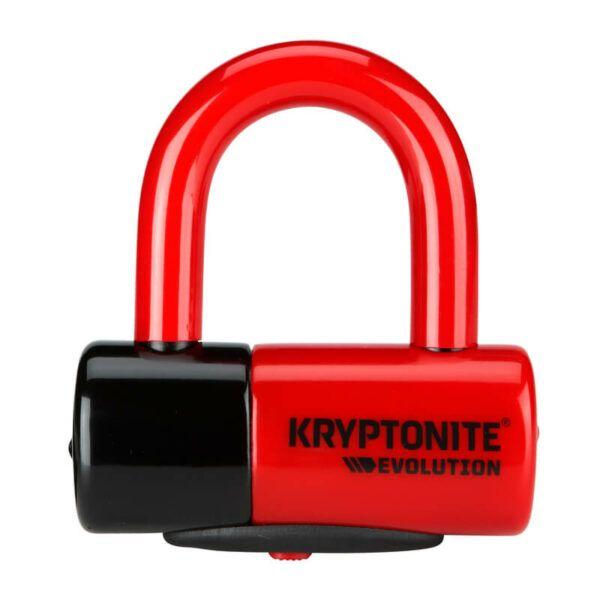 KRYPTONITE Blokada Tarczy Hamulcowej Evolution Disc Lock Red