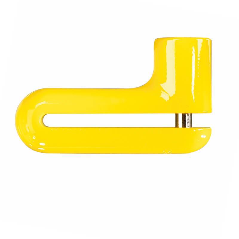 KRYPTONITE Blokada Tarczy Hamulcowej Evolution Kryptolok DFS-10 Yellow