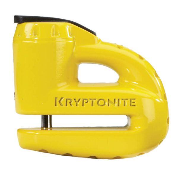 KRYPTONITE Blokada Tarczy Hamulcowej Evolution Keeper 5-S2 Yellow