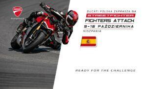 Ducati Streetfighter V4 Fighters Attack