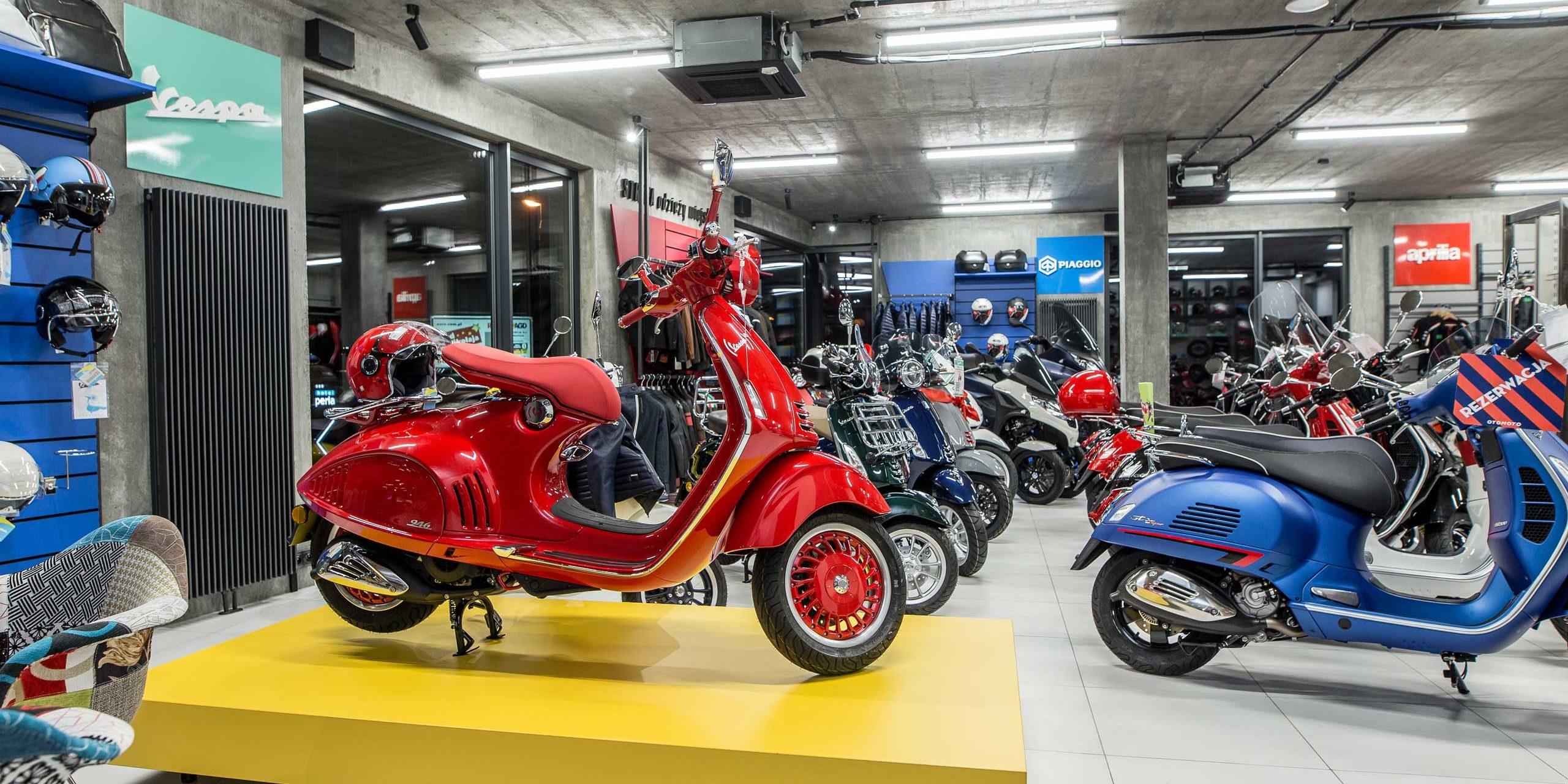 Moto Mio Salon Zakopiańska Salon Ducati Kraków